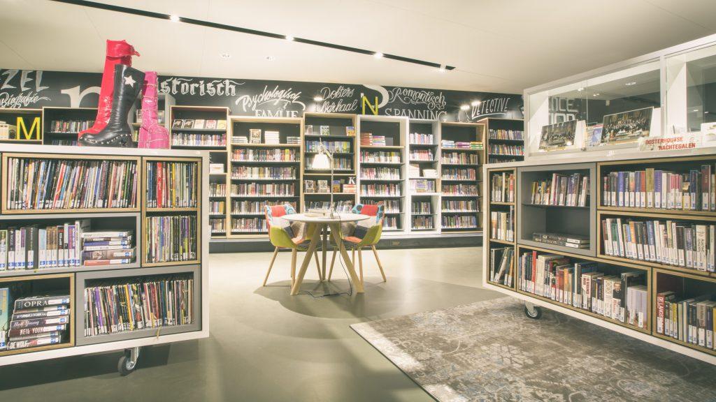 Voor bibliotheken