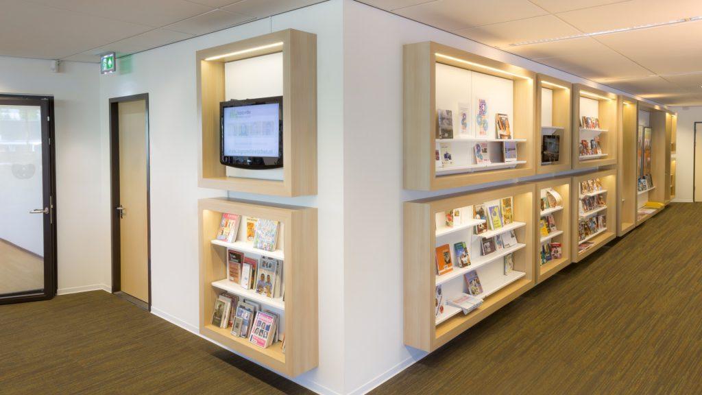 Realisatie de Bibliotheek Wijchen