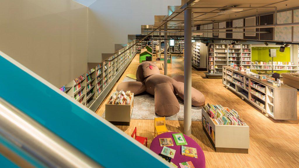 Oplevering Bibliotheek Oslo Furuset