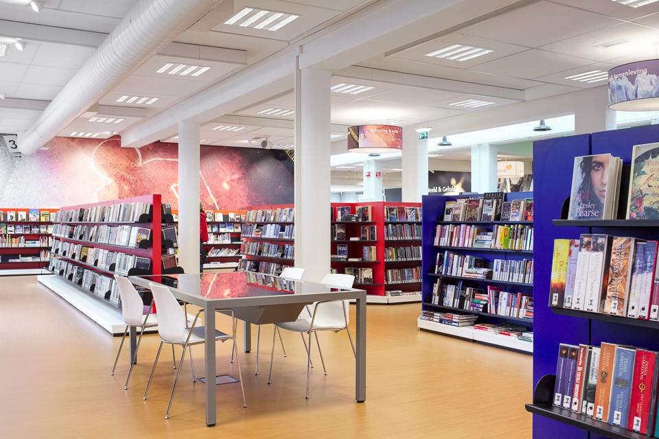 realisatie de bibliotheek voorburg - biblionet